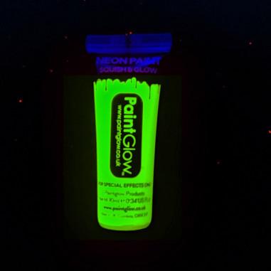 Maquillage fluorescent d guisement fluo poudre holi des - Peinture phosphorescente corps ...