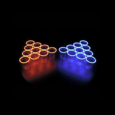 Kit Beer Pong Lumineuse