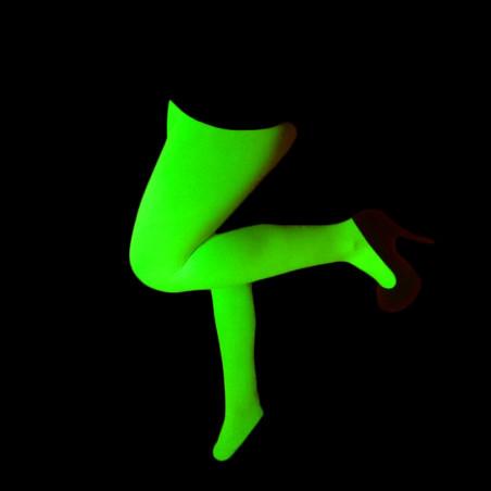 Collants Fluo Grande Taille