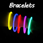 Bracelets Fluo