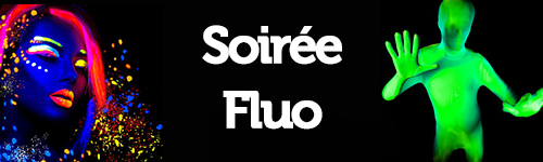 Soirée Fluo