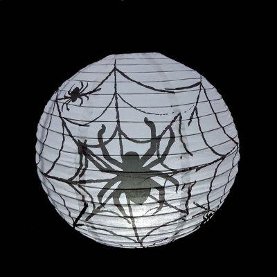 Lanterne LED Araignée Halloween