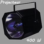 Projecteur Lumière Noire