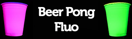 Soiree Beer Pong Fluo