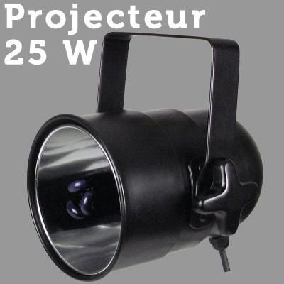 Projecteur 25 w