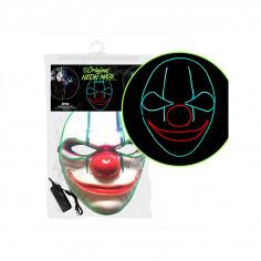 Masque Led Clown