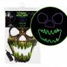 Masque Fluo Led Monster