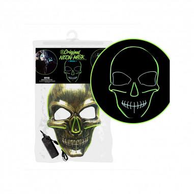 Masque Fluo Led Skull