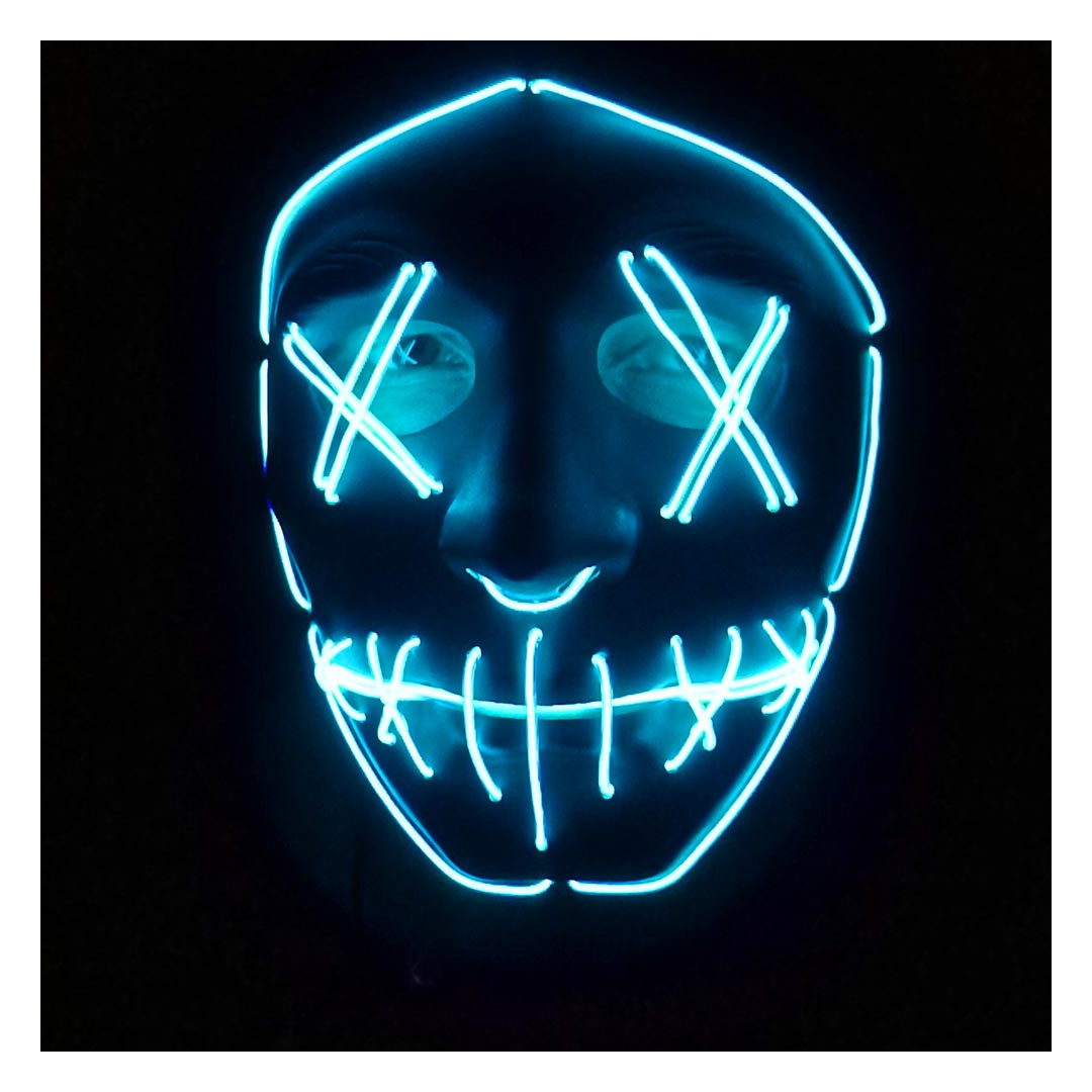 Masque Led Nightmare