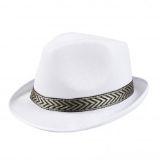 Chapeau Fluo Blanc