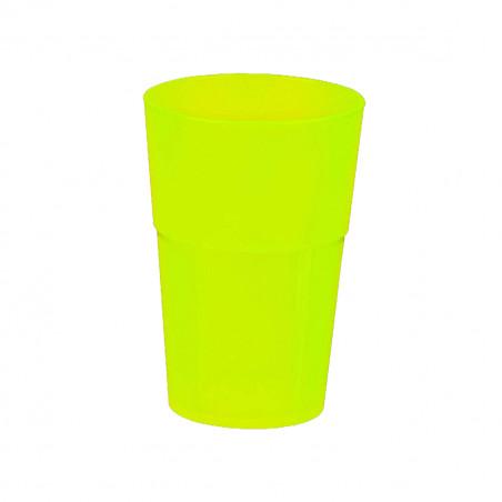 Verres Fluo Luxy - Lot de 6