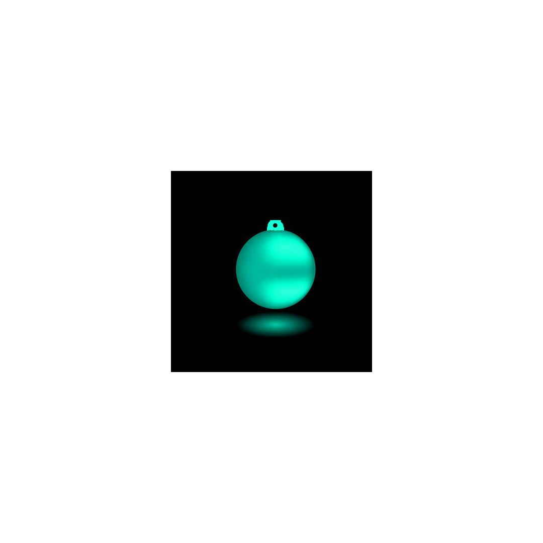 Déco de Noël Fluo, Décoration Lumineuse   Couleur de Nuit