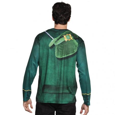 T-shirt Photorealistic St Patrick Homme