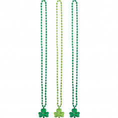 Collier St Patrick - Lot de 3