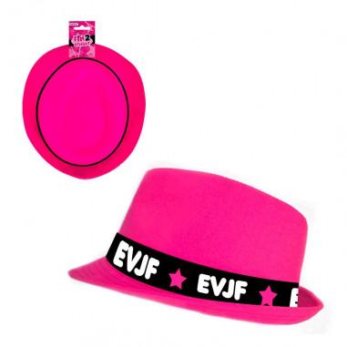 Chapeau Rose EVJF