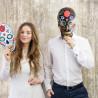 Masque Souple Dia De Los Muertos