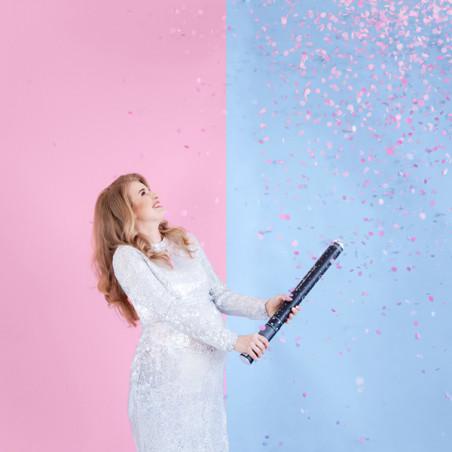 Canon à Confetti Gender Reveal