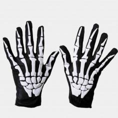 Skeletthandschuhe