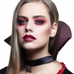 Lentilles Vampire