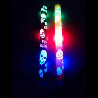 Bâton Lumineux Mousse Halloween 47 cm