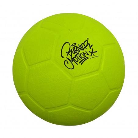 Ballon de Foot en Mousse Fluo
