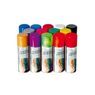 Spray Colorant Cheveux