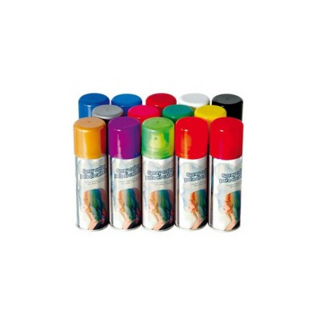 Spray Colorant Cheveux