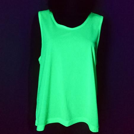 Chasuble Fluorescent Vert Enfants