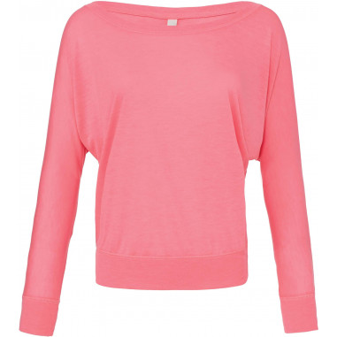 T-Shirt Manches Longues Fluo