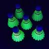 Volants de Badminton Fluo