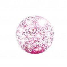 Ballon de Piscine à Paillettes