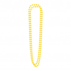 Collier en Perles Fluo - Lot de 2