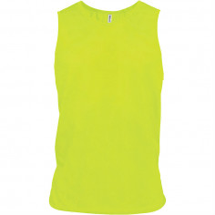 Chasuble Fluorescent Jaune Enfants