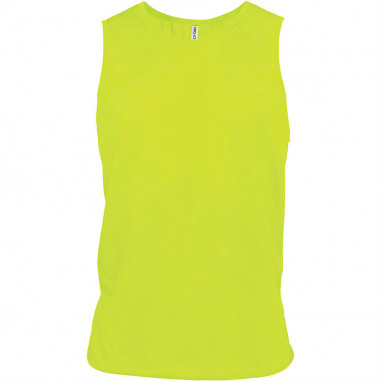 Chasuble Fluorescent Jaune