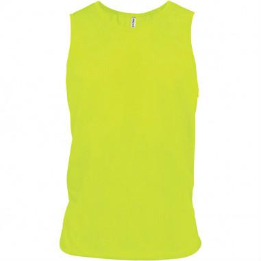 Riemchen Gelb Fluoreszierend