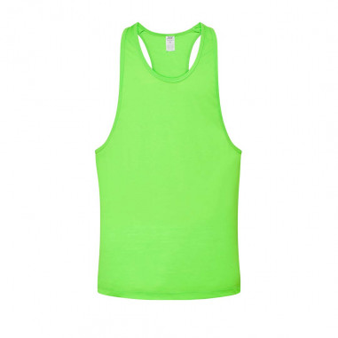 Tank-Top Neon-Summer-Party Grün