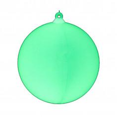 Weihnachtskugel Phosphorescente