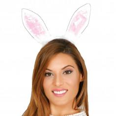 Serre Tête Bunny Strass