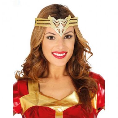 Serre Tête Super Héroïne