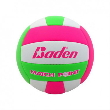Neon Volleyball