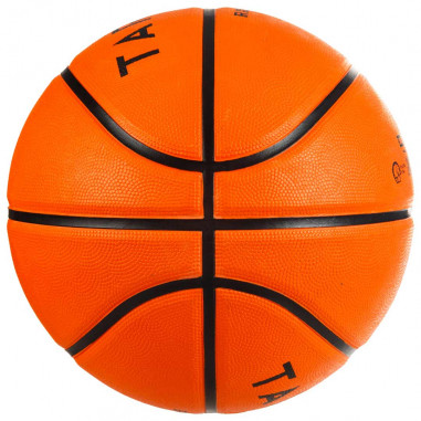 Ballon de Basket Orange Fluo