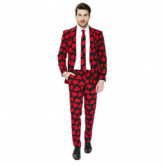 Costume Homme Coeurs