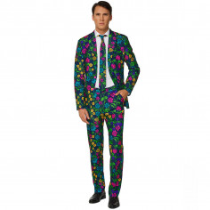 Costume Homme Floral