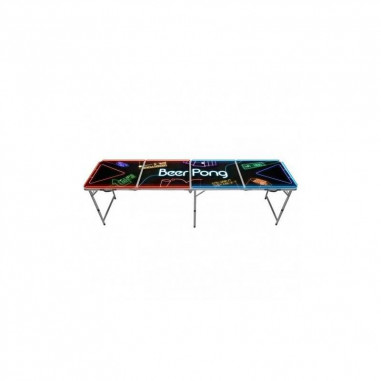 Location Table de Beer Pong Lumineuse