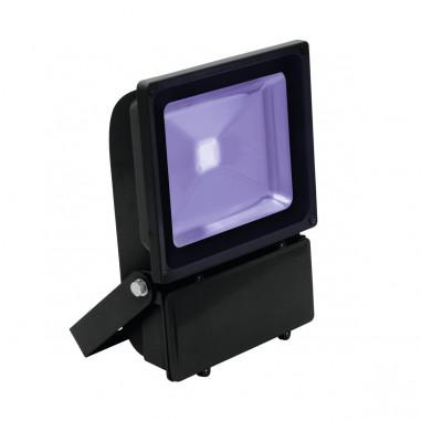 Location de 2 Projecteurs Lumière Noire Led 100 W
