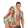 Collier Fluo Hawai Multicolore ECO