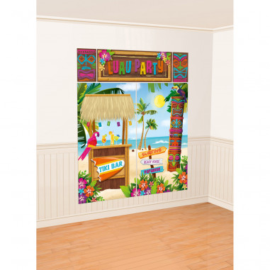 Déco murale Hawai - Lot de 5