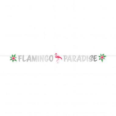 Guirlande Flamand Rose