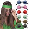 Lunettes rondes Hippie