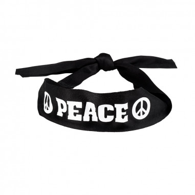 Bandeau Peace & Love